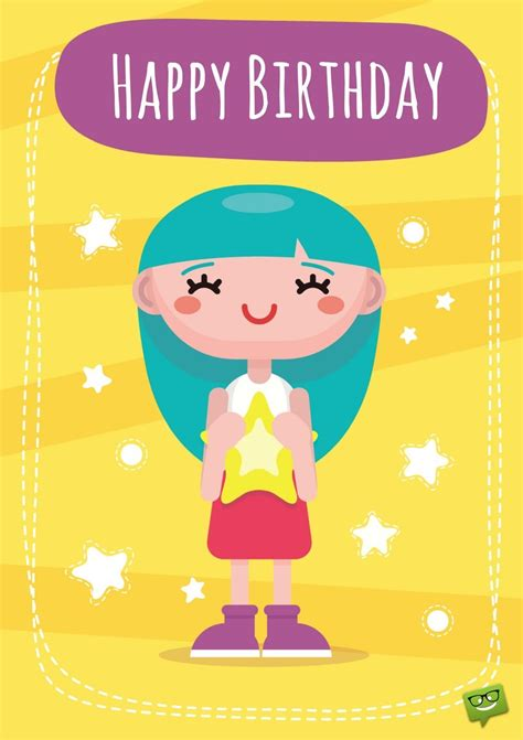 Happy Birthday Wishes For Toddler Happy Children On Their Special Day Kids Birthday Wishes