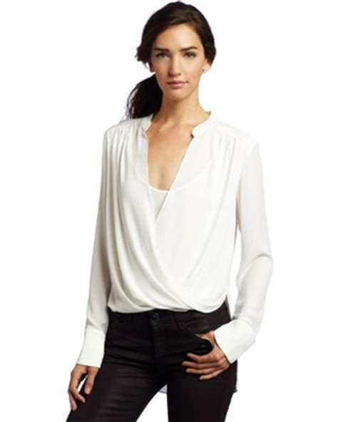 Leccy Top Blouse Hq minimalist and feminine blouses for work ideas hq