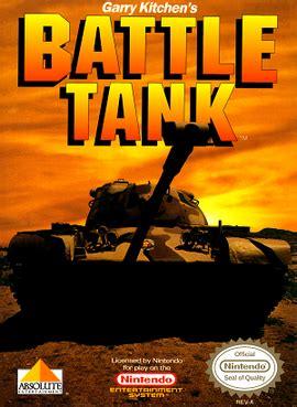 battle tank (video game) wikipedia