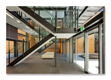 Building Foyer Barnes Architectural Industrial Photographer