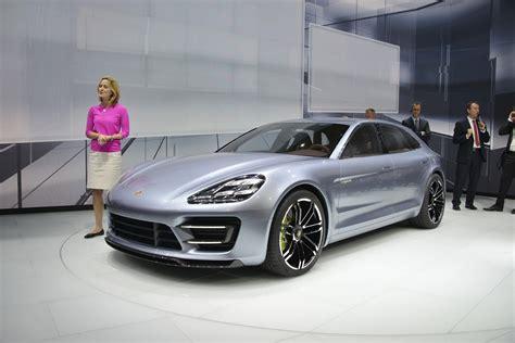 porsche pajun interior report says porsche plans tesla model s rival carscoops
