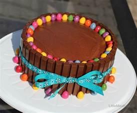 birthday cake ideas kit kat cake recipe little miss kate