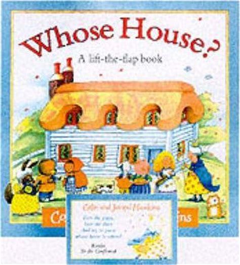 whose house whose house colin hawkins 9780001007413