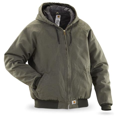 Carhartt Quilt Lined Jacket by Carhartt 174 Quilt Lined Active Jacket Slight Irregular