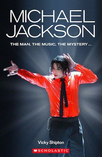 biography michael jackson pdf secondary elt readers level 3 level 4 michael jackson