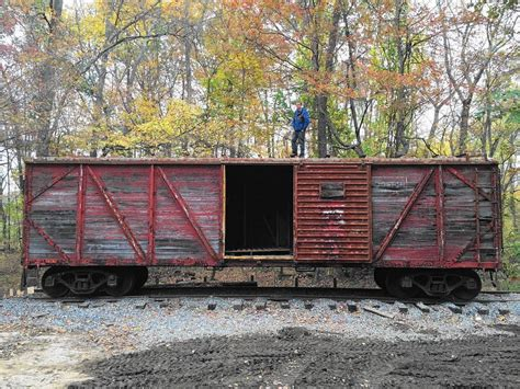 box car for boxcar can stay in s yard despite neighbors