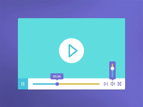 video player layout psd video player free psd downloadpsd