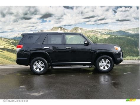 Toyota 4runner Sr5 2012 Black 2012 Toyota 4runner Sr5 4x4 Exterior Photo 59617647