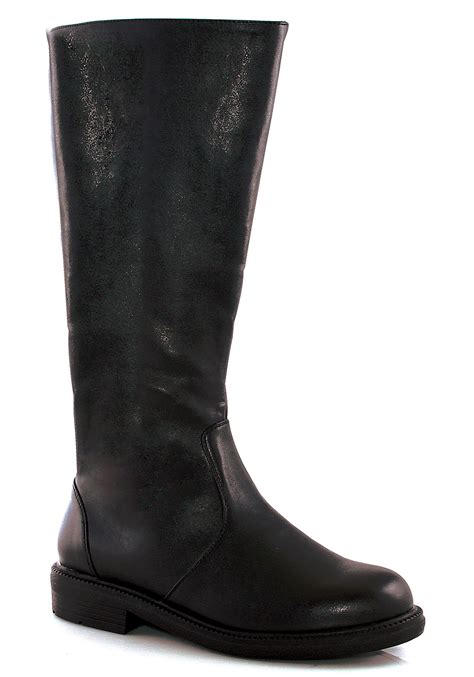 mens high boots uk s black costume boots
