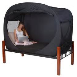 Privacy Pop Bed Tent by Privacy Pop Bed Tent Like Want