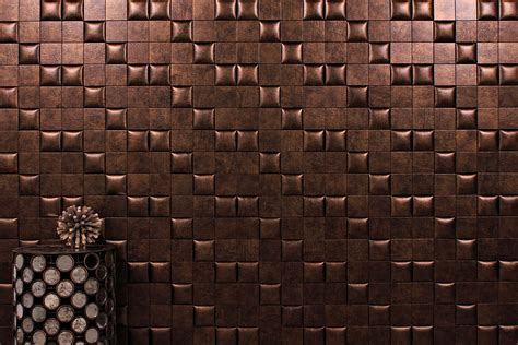 Leather Wall Tiles Perla Nappatile Collection Nappatile Faux Leather Wall Tiles