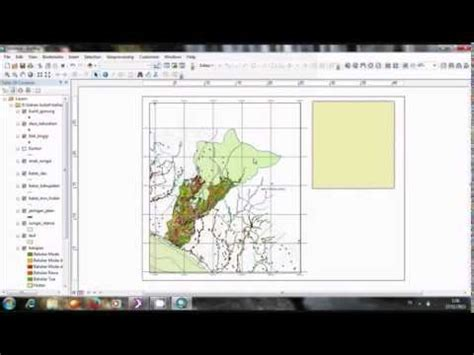 tutorial idw arcgis full download arcgis tutorial pembuatan wilayah curah