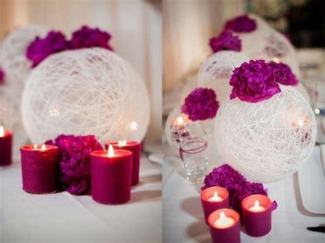 Hochzeit Wanddeko by 54 Dekos F 252 R Eine Romantische Diy Hochzeit Archzine Net