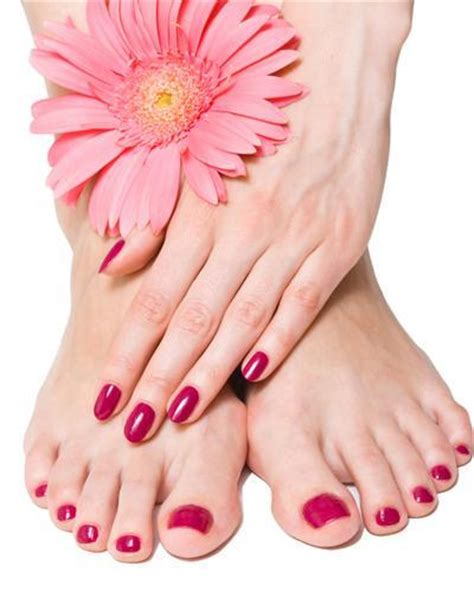 Top Pedicure by Top City Nails
