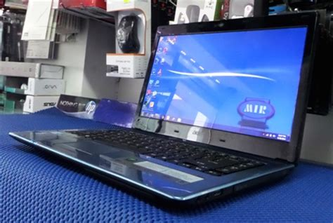 Laptop Acer Aspire 4752g I5 Mir