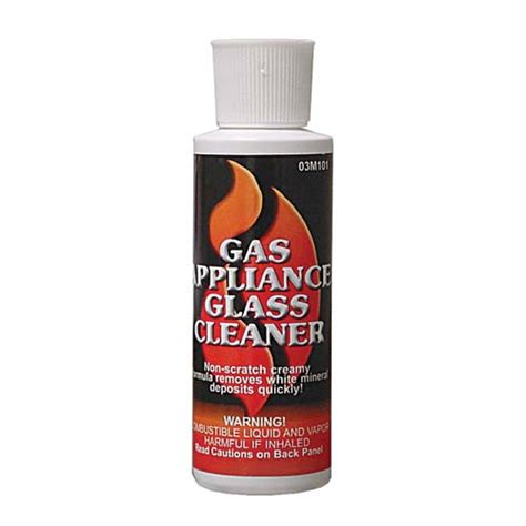 forrest paint fireplace glass cleaner of 12