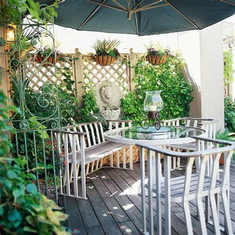 privacy solutions for your deck