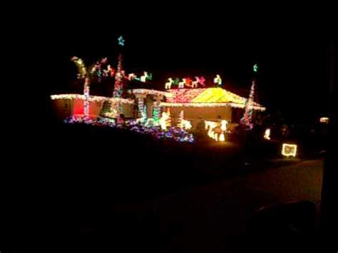 planet monkman christmas lights in cape coral youtube