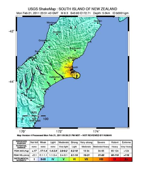 earthquake yesterday nz cr4 thread earthquake damage