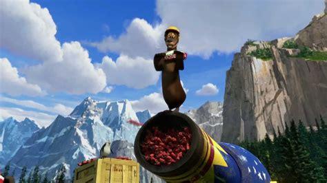 Madagascar 3 Scene Human Cannonball Youtube