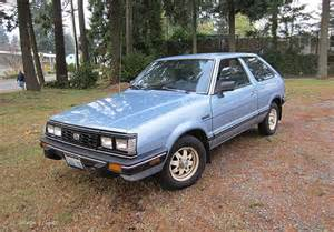 1987 Subaru Gl 1987 Gl Hatchback 4wd Photo Page