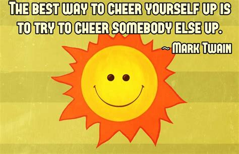 10 Ways To Cheer Yourself Up by Happiness Quotes Sayings Pictures And Images