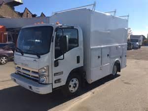 Isuzu Utility Truck Isuzu Npr Ecomax Utility Truck Feature Friday