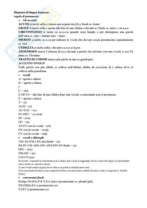 lettere di francese per l esame grammatica francese riassunto esame prof splendori