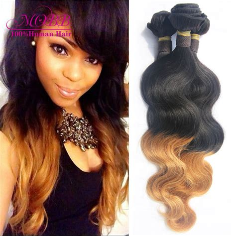 blonde ombre hair weave popular blonde weave buy cheap blonde weave lots from