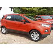 Out Of India Ford EcoSport  Wheels24
