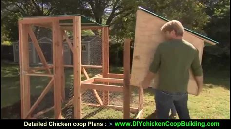 House Plans For Views how to make a chicken coop plans diy chicken coop ideas
