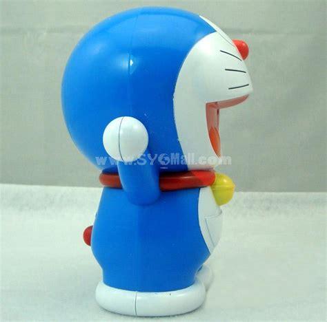 Doraemon Piggy Bank doraemon figure piggy bank money box 15cm 5 9inch laughing toyhope