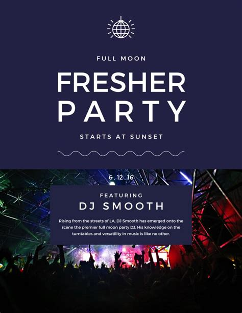 freshers invitation card templates freshers sle invitation card designs