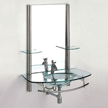 Tempered Glass Mirror bath mirror