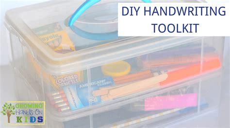 fb toolkit diy handwriting toolkit2 fb growing hands on kids