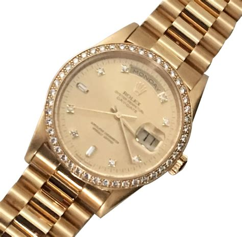 Rolex Oyster Perpetual Gold rolex perpetual president gold watches ny yonkerspawnbroker