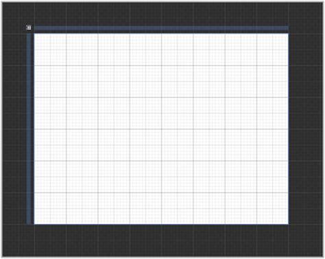 grid layout visual studio 2010 visual studio vs2010 remove grid lines in wpf design