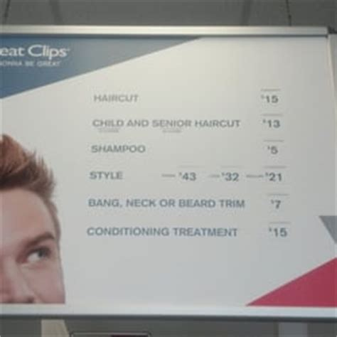 great clips prices haircuts great clips closed 10 photos barbers downtown