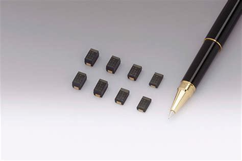 conductive polymer aluminum electrolytic capacitors nichicon corporation product news new series of resin molded chip type conductive polymer