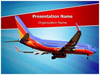 official air powerpoint template southwest airlines powerpoint template is one of the best