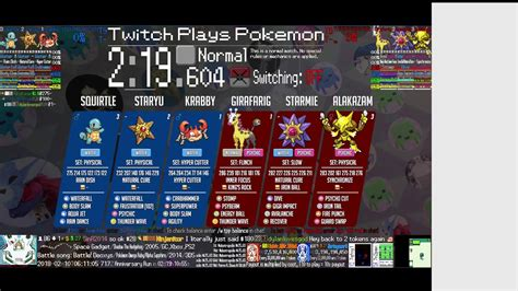 The Revolution Begins Twitch Plays Pokemon Know Your Meme - twitch plays pok 233 mon battle revolution match 107993