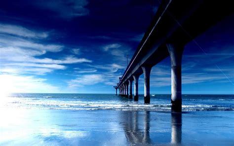 hd deep blue sea wallpaper