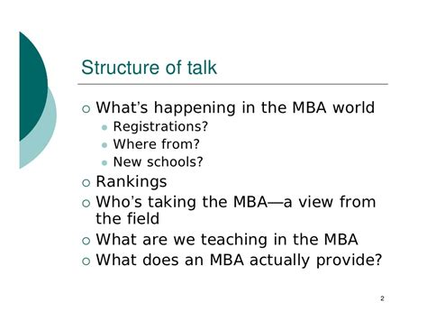 What Is Taught In Mba by Mba Makes The Worl Flat Professor Simon Benninga