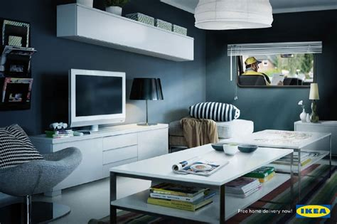 Ikea Japanese Living Room Ikea Quot Ikea Living Room Quot Outdoor Advert By Ddb Berlin