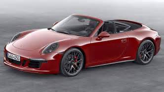 2015 Porsche Convertible Porshe 911 Gts Cabriolet 2015 Review Carsguide