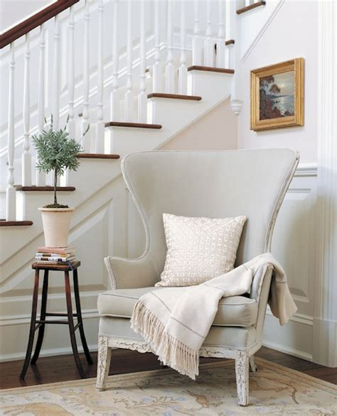 Entrance Chairs The Zhush Decorating With Neutral Colors