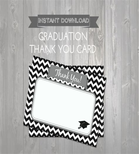 15 Graduation Thank You Notes Free Sle Exle Format Download Free Premium Templates Graduation Thank You Template
