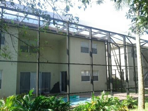 florida patio screen enclosures 2 story screen pool enclosure west palm florida tropical pool miami by screen