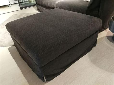 divani con pouf divano con pouf dall agnese modello every a prezzo outlet