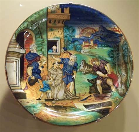 italian ceramic the maiolica pavement tiles of the fifteenth century with illustrations classic reprint books urbino majolica pottery britannica